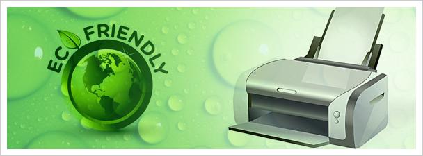 EcoFriendly Printing