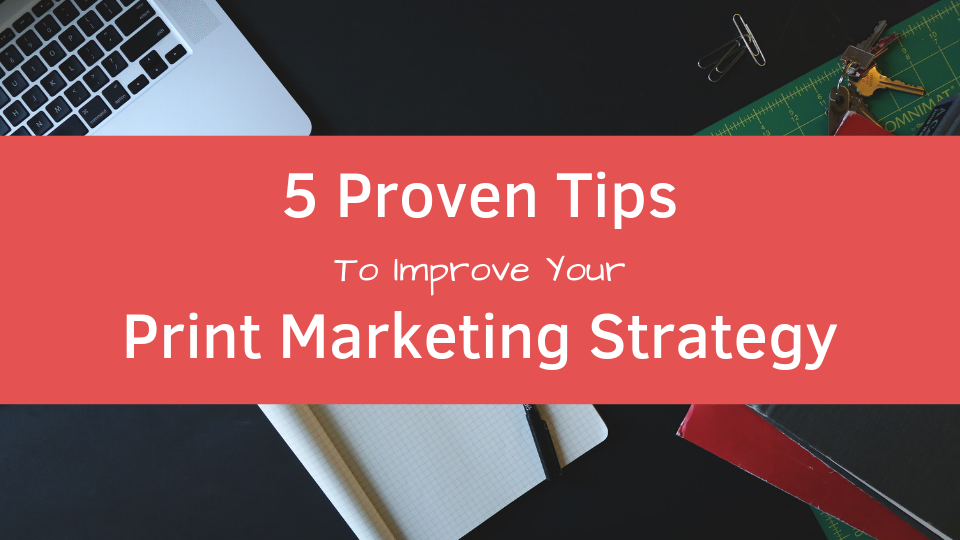 print marketing tips