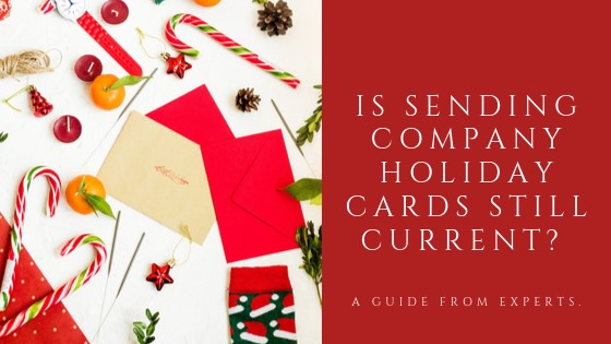 company holiday cards guide